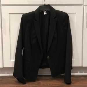 Worn Once - WHBM Black Suit Jacket